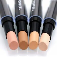 1 PC Face Foundation Makeup Natural Cream Concealer Pen Highlight Contour Stick