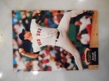 1992 Topps Stadium Club Roger Clemens Boston Red Sox #80 Baseball Card