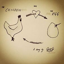 George The Poet / The Chicken & The Egg *NEW* Music CD