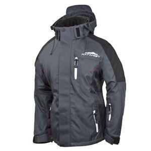 Katahdin Gear Adult Women's Apex Jacket XS Gray