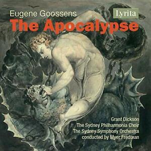 Grant Dickson (bass) - Eugene Goossens: The Apocalypse [CD]