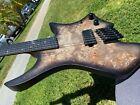 2020 Strandberg Boden MASVIDALIEN COSMO Burl Fanned Fret Headless Guitar  for sale