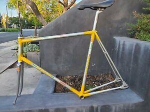 Casati Monza Track Pista Bike Frameset In Beautiful Condition 59cm