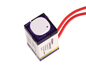 Trailing Edge Push Button Dimmer Mechanism 350VA