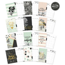 Carpe Diem BEAUTIFUL - A5 SIZE Monthly Planner Inserts dividers FITS A5 FILOFAX