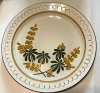 Stangl Pottery Golden Blossom Dinner Plate