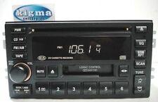 Kia Sedona 2003 2004 2005 CD Cassette player Combo 1K5LC TESTED 58103Eg