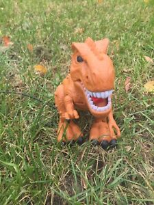Remote Controlled Walking T-Rex w/ Realistic Sounds
