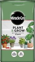 Miracle-Gro Plant & Grow House Plant Potting Compost Mix All Plants 6L
