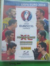 Road to UEFA Euro 2016 Sammelmappe Binder Limited limited NORDIC EDITION