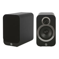 Q Acoustics 3020i Bookshelf Speakers (Pair) Carbon Black