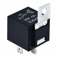 4-Pin 40AMP Normally Open Car Auto Truck Vehicle Automotive Power Relay 12V DC