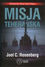 Misja teherańska 2 Rosenberg Joel