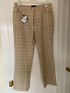 Lyle & Scott ladies golf trousers size 18 rrp £34.99