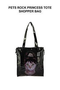 Pets Rock Princess Tote Shopper Bag