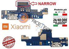 XIAOMI REDMI NOTE 4X NARROW DOCK MICRO USB CONNETTORE RICARICA MICROFONO