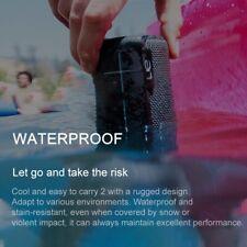 Logitech Wireless Speaker UE Boom2 Bluetooth IPX7 Waterproof Speaker USB Charge