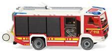 WIKING Modell 1:87/H0 Feuerwehr MAN TGM Euro 6 Rosenbauer - AT LF #061244