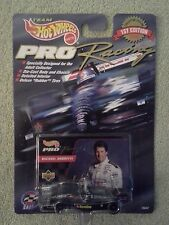 1998 Hot Wheels MICHAEL ANDRETTI #5 Havoline Indy Car 1/64 Limited Diecast