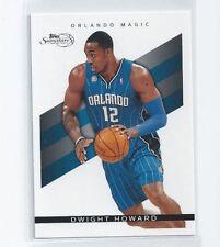 Dwight Howard 2008-09 Topps Signature Card
