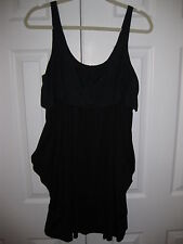 Theory Dark Navy Flare Dress, Size - 10, New With Tags