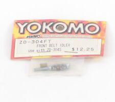 Yokomo ZD-304FT Front Belt Idler Use With ZD-304S A14S
