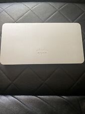 Cisco Meraki Mx65 Cloud-Managed Security Firewall and Dhcp Device