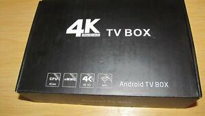 RoHS, Q8 Andriod 7.1 Smart  Box 2.4G WiFi   2GB DDR3 16GB