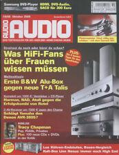 Audio 10/05.Garrard 501 Insp.,Lua Alborada MK II,Linn Chakra 500,S.Faber,Marantz