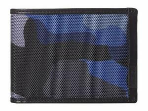 TUMI ALPHA SLG DOUBLE BILLFOLD RFID WALLET CAMO  # 0119233CM2-NWT