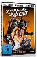Grüne Augen in der Nacht - Eye of the Cat [DVD/NEU/OVP] Krimi- und Horrorfilm
