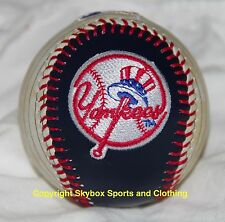 New- Rawlings New York Yankees Regulation Sized Souvenir Baseball - Sewn Logo