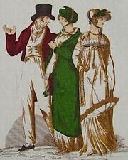 10.6yds Xwide Gaston y Daniela Brunschwig+Fils 100% Cotton Fabric Jane Austen