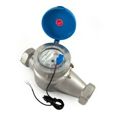 1.5 Inch Water Meter - Manage and Save Utility Water - Conserve Resources  #51