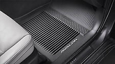 2013 2014 2015 2016 2017 2018 TOYOTA AVALON ALL WEATHER FLOOR LINERS