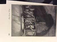 m17c5 ephemera ww1 picture pilot gondola german zeppelin airship