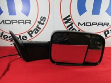 DODGE RAM 2500-5500 Power Heated Trailer Tow Mirror Passenger Side NEW OEM MOPAR