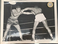 More details for boxing press photo of ezzard charles v jimmy bivins 1948