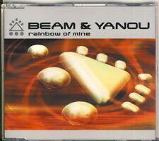 Beam & Yanou-Rainbow of mine 5 TRK CD MAXI 2000