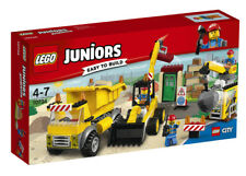 Lego Juniors City Demolition (10734)