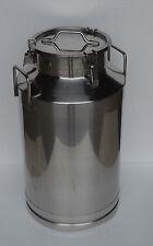 159 Gallon 60l Stainless Steel Wineampmilk Pail Beer Liquid Vessel Home Storage