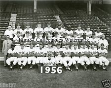 1956 BROOKLYN DODGERS BASEBALL TEAM WORLD SERIES NL CHAMPS 8X10 PHOTO