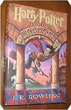HARRY POTTER AND THE SORCERER'S STONE by J K Rowling 1998 SCARCE EARLY BC ED