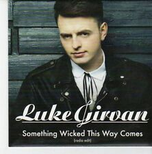 (EB478) Luke Girvan, Something Wicked This Way Comes - 2012 DJ CD