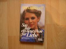 Edda Rönckendorff Sag mir ein neues Wort für Liebe