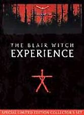 The Blair Witch Experience Collection Set, DVD, Frank Pastor, Michael C. William