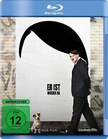 LOOK WHO'S BACK (Er Ist Wieder Da) [Blu-ray] (2015) Adolf Hitler German Movie
