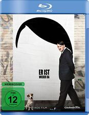 LOOK WHO'S BACK (Er Ist Wieder Da) [Blu-ray] 2015 Adolf Hitler German Movie