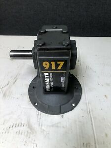 Winsmith 917 Mdns41000a8 speed reducer 917MDSN 1750RPM 2HP 5 RATIO