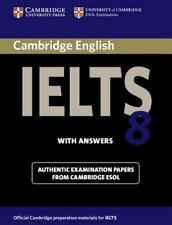 FAST SHIP - CAMBRIDGE ESOL 8e Cambridge IELTS 8 Student's Book with Answers  ER4